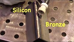 Silicon Bronze TIG Brazing