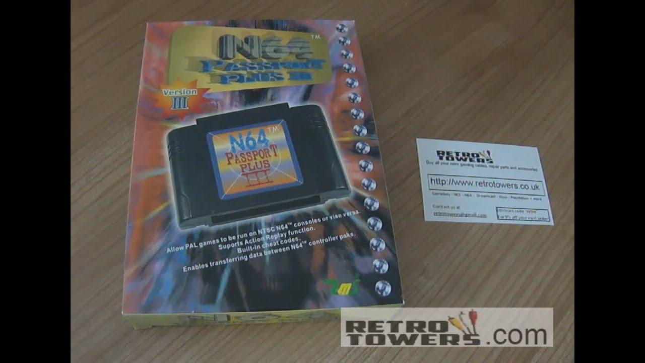 buy n64 games uk
