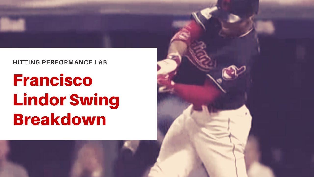 Francisco Lindor Swing Breakdown - YouTube