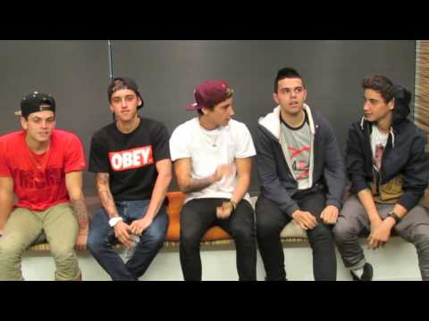 An OCEANUP Interview with The Janoskians