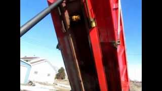 2007 Mack CT713 Granite tandem axle dump truck for sale | sold at auction April 18, 2013