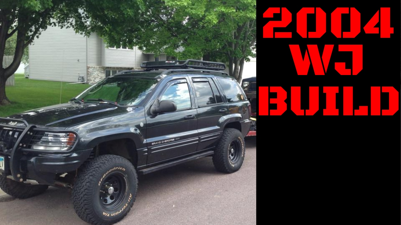 Build Jeep Grand Cherokee >> 2004 Jeep Grand Cherokee WJ Build Slideshow Video - YouTube