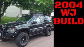 2004 jeep grand cherokee wj build slideshow video