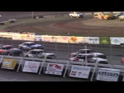 Nodak Speedway IMCA Hobby Stock A-Main (5/21/17)