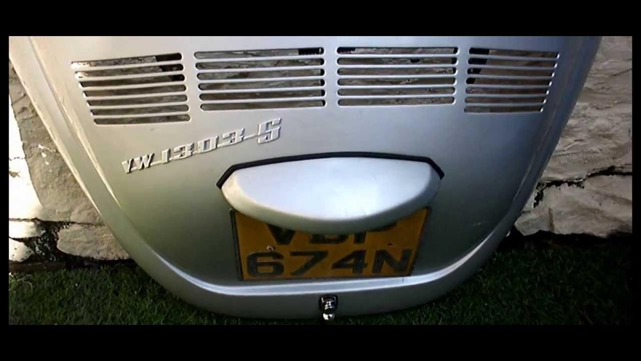 Maxresdefault on 1974 Vw Super Beetle Engine