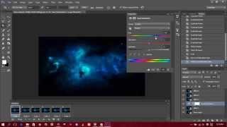 Photoshop CC/cs6 kullanarak Yanıp sönen ışık animasyonu oluşturma