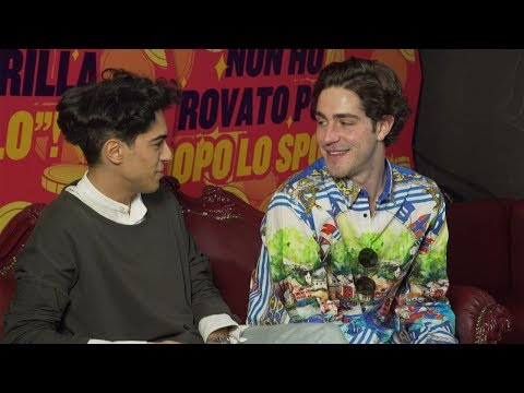 #Riccanza 2: Tommaso Zorzi si innamora durante i Casting