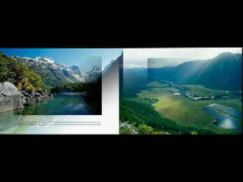f461546e792ff Majestic New Zealand Book, by Rob Suisted. Video slideshow preview ...