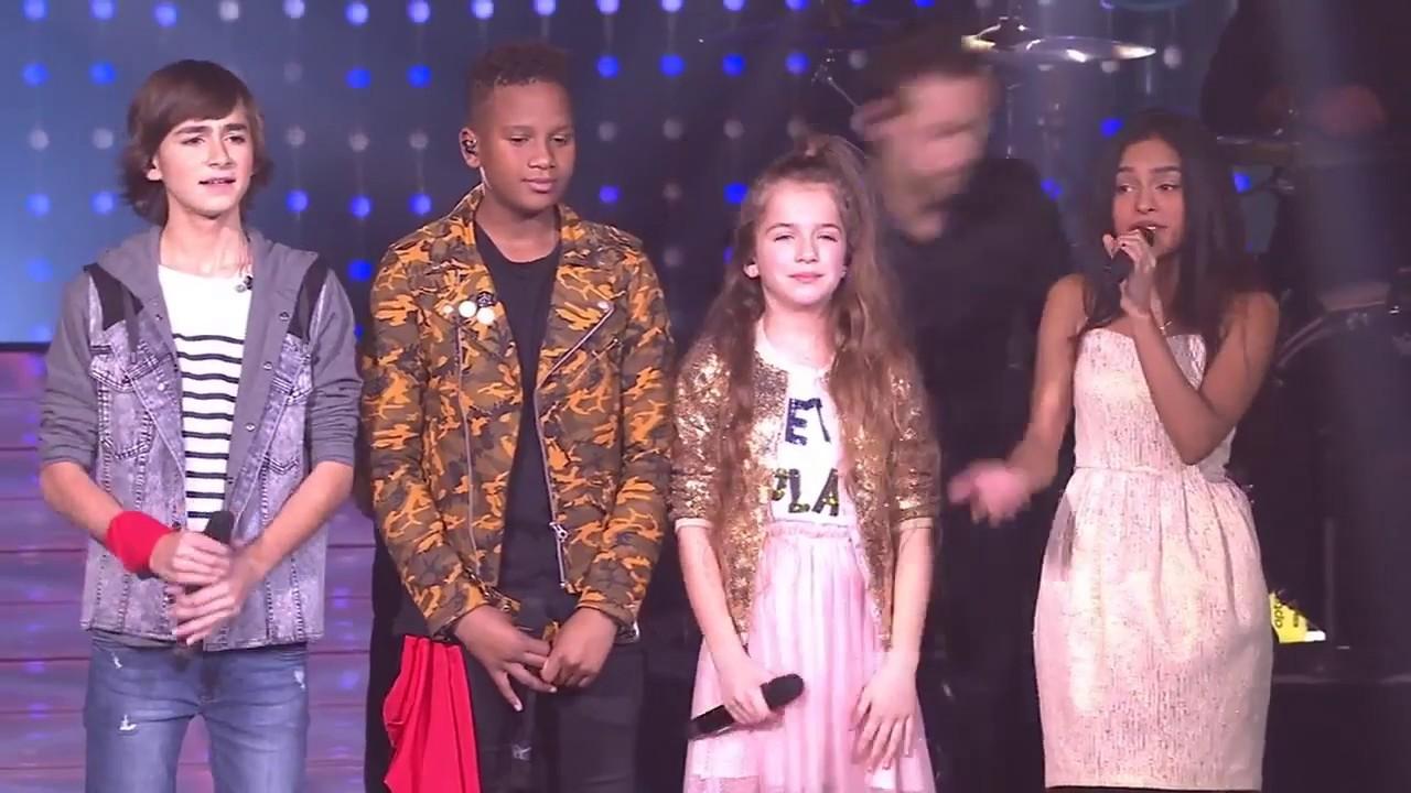 Top concert live des kids united - YouTube CK14