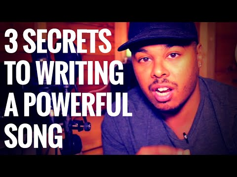 3 SONGWRITING TIPS TO WRITING INCREDIBLE SONGS | Thir13een.com