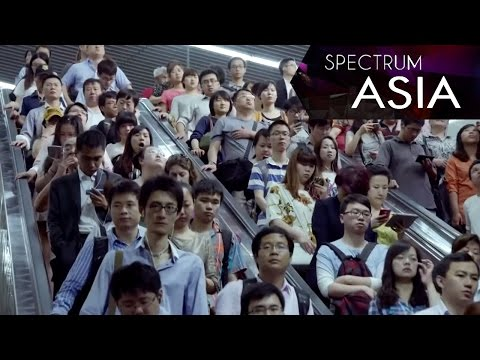 Spectrum Asia — A Day in Their Lives Trailer 08/28/2016 | CCTV