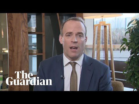 Dominic Raab: Tory Twitter name change was 'instant rebuttal to Labour nonsense'
