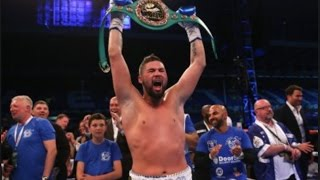 TONY BELLEW RELIVES THE JOURNEY BEHIND WINNING WBC WORLD TITLE AT BELOVED EVERTON FOOTBALL CLUB