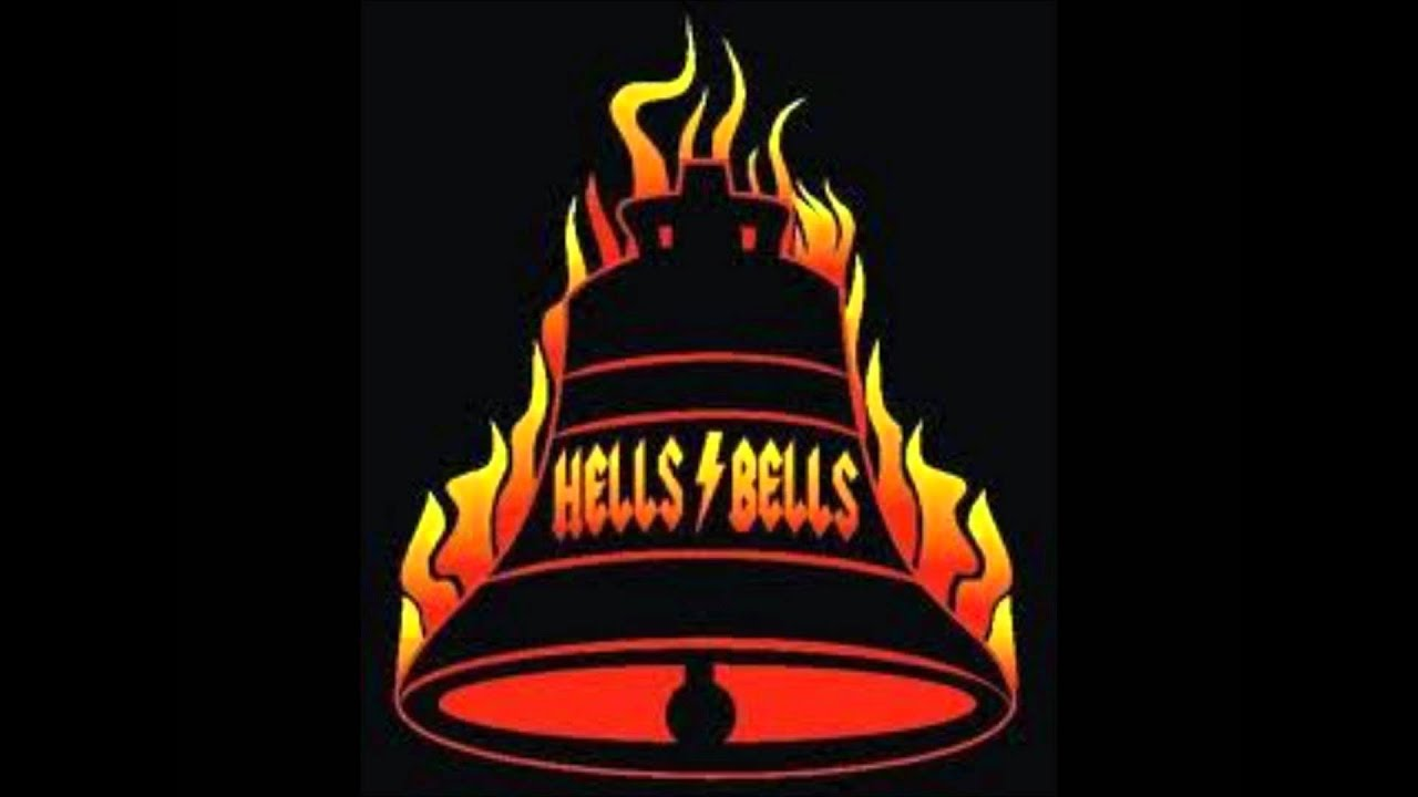 Acdc  Hell's Bells Cover Guitar Instrumental  Youtube