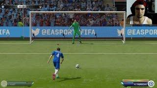 FIFA 15 Demo - Penalty Kicks - Chelsea Vs Manchester City - Pc Gameplay