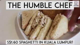 S$1.60 Spaghetti in Kuala Lumpur?!!