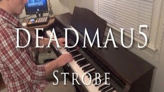 Repeat youtube video Deadmau5 - Strobe (Evan Duffy Piano Cover)