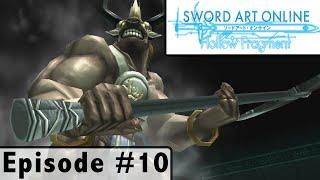 Sword Art Online: RE Hollow Fragment [Episode 10: Horn of Madness] HD