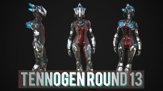 warframe: Tennogen Round 13  New Warframe, Weapons and Liset Skins