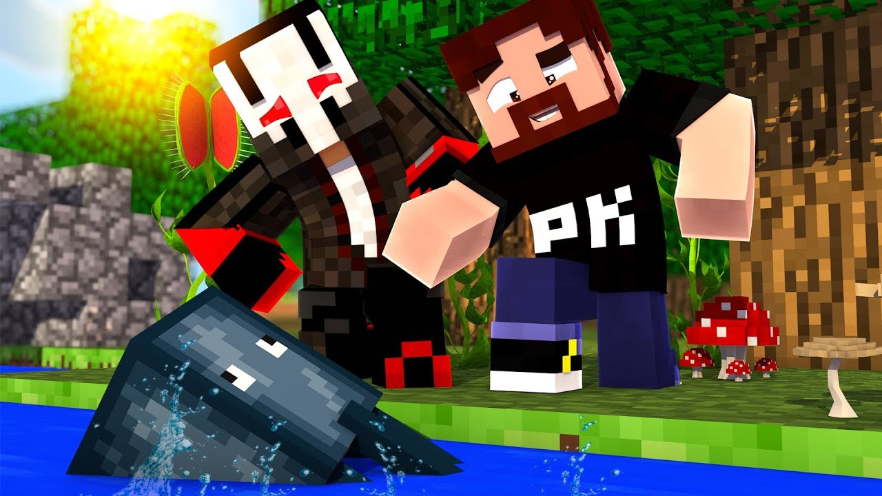 Tintenfische Für Gronkh AFTER HUMANS Minecraft Modpack YouTube - Minecraft hauser gronkh