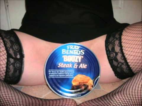 Fray Bentos Pies...A Boozy Night In