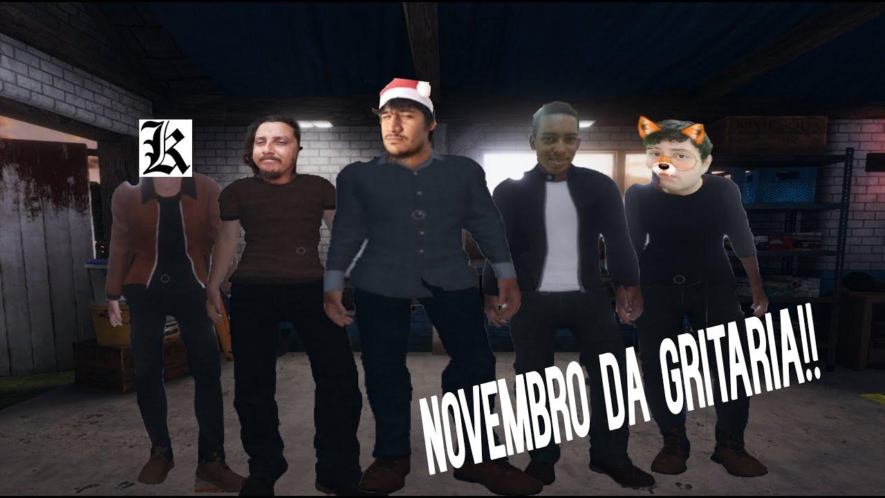 Resumo do Mes #2 Novembro GRITARIA!!!