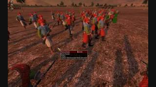 Empire: Total War - Elite Units of the East Gameplay