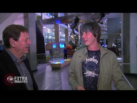 EXTRA MINUTES | 'Supernova' | British Science Museum Tour with Brian Cox