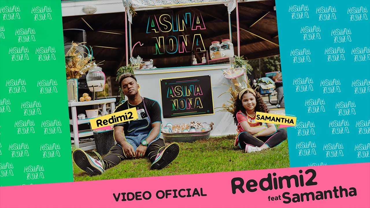 Download Redimi2 - Asina Nona (Video Oficial) ft. Samantha