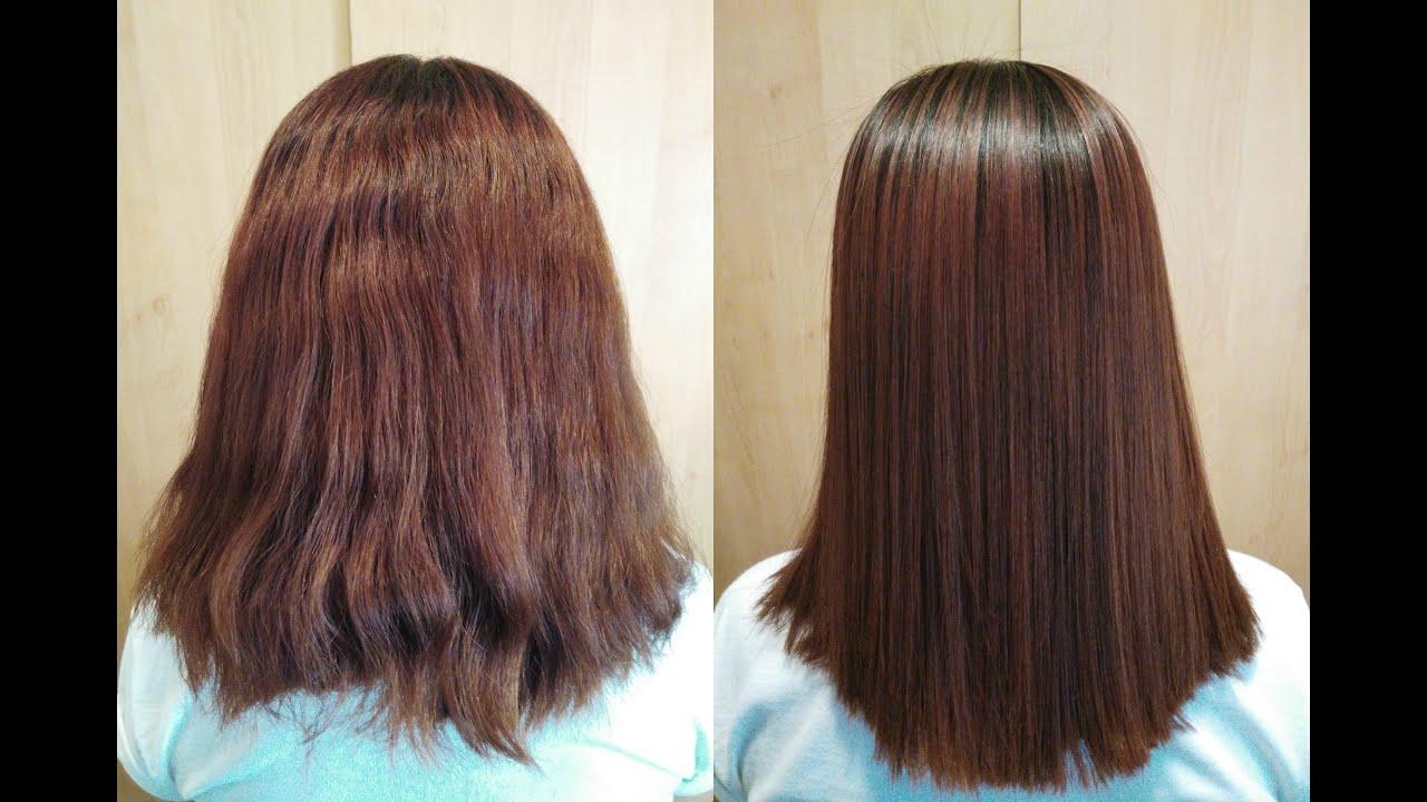 CIRUGÍA CAPILAR   Mi experiencia   cómo alisar el cabello ♥ Mery Alice 66ef28ea98e7