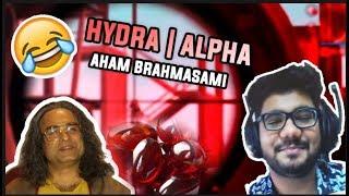 AHAM BRAHMASMI 😝 ||  KILLED BY HACKERS - H¥DRA l Alpha || PUBG MOBILE FUNNY HIGHLIGHTS!