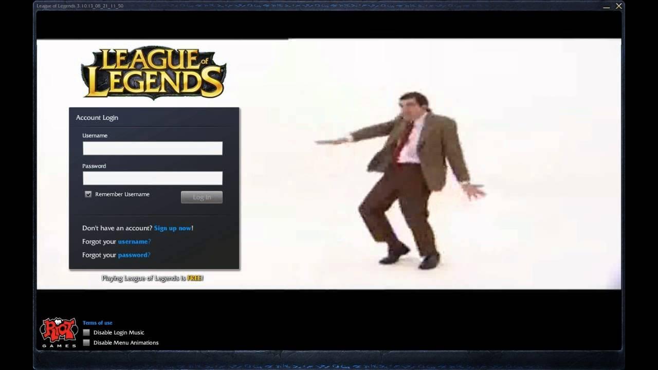 League Of Legends Mr