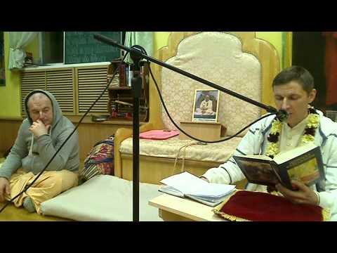 Шримад Бхагаватам 3.33.28 - Акрура прабху