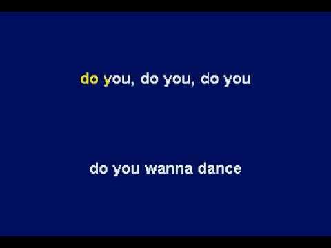 Do You Wanna Dance - Walter Beasley Karaoke by Allen Clewell