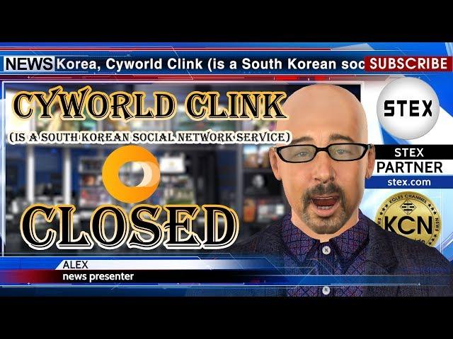 #KCN #Korea. #Cyworld - closed