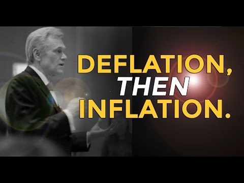 Deflation, THEN Inflation | Mike Maloney