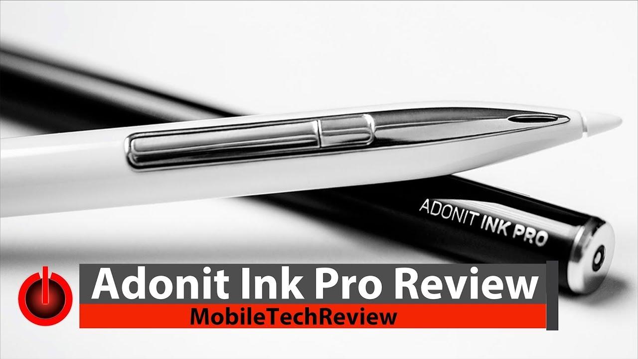 Adonit Ink Pro Active Pen Review (N-Trig)
