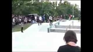 Zero and Mystery Skateboards Cold War Tour Demo - Kansas City - 2013