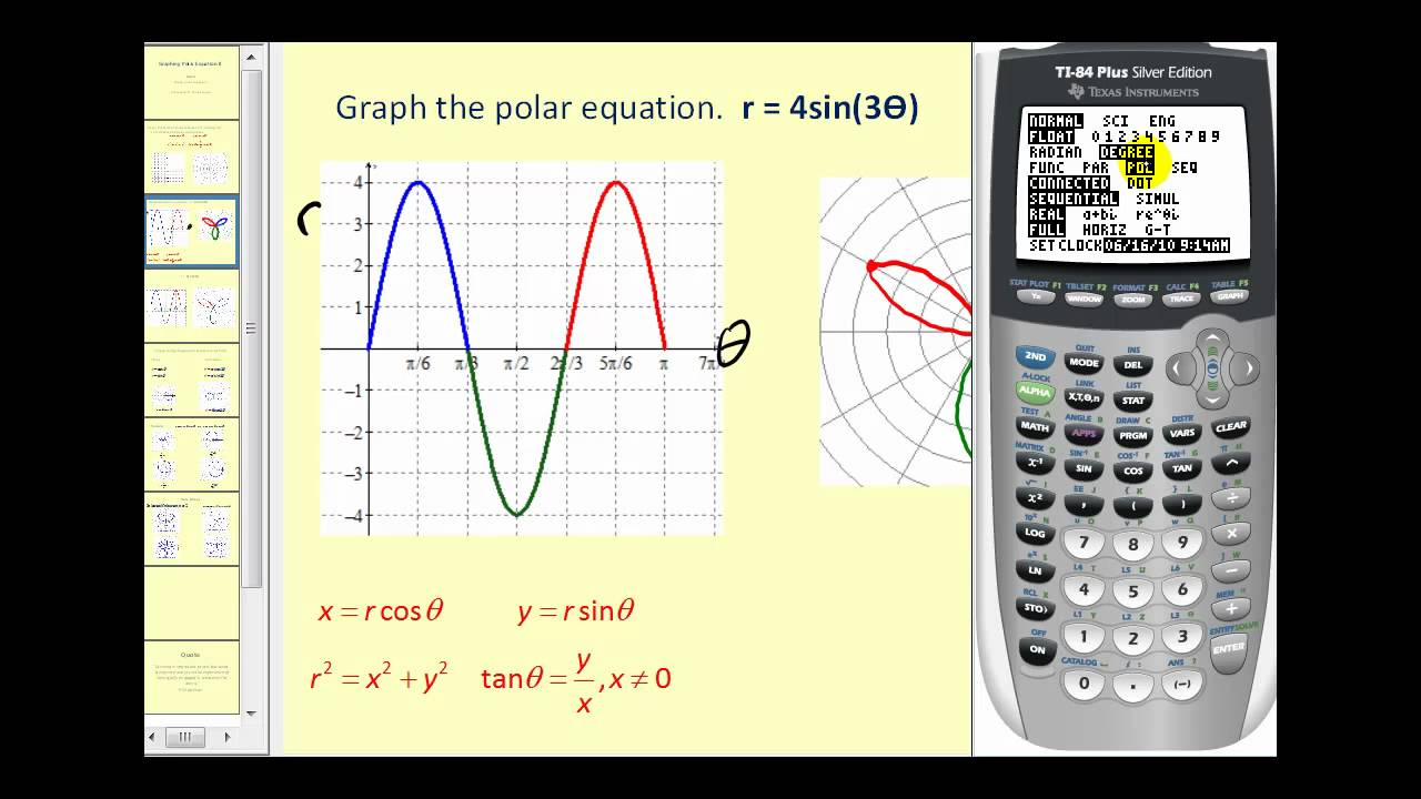 Graphing Polar Equations (with videos, worksheets, games ... on polar coordinates worksheets, polar graph art, plotting coordinates on a graph, polar graph template, polar coordinates calculator, polar graph designs, chef graph, polar coordinates to rectangular coordinates, polar functions, polar coordinates examples, polar and rectangular coordinates, polar coordinates complex numbers, polar graph paper, polar graph figures, polar coordinates radians, lemniscate polar graph, polar coordinates cheat sheet, coolest polar graph, polar coordinates grapher, cartesian graph,