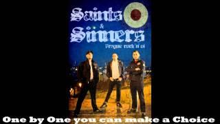 SAINTS & SINNERS -  Last of the Gang feat. Jenny Woo