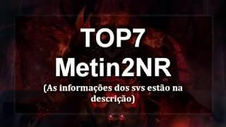 Especial 100 Subs: TOP 10-Servidores com + de 2k de jogadores online 2017/2018 Metin2