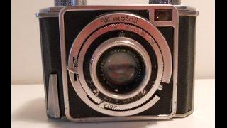 Rare Appareil photo de collection Mimosa II Meyer Görlitz Trioplan 50mm 2,9, Velax