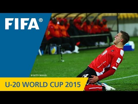 Ghana v. Austria - Match Highlights FIFA U-20 World Cup New Zealand 2015