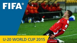 Ghana V. Austria - Match Highlights Fifa U-20 World Cup New Zealand 2015