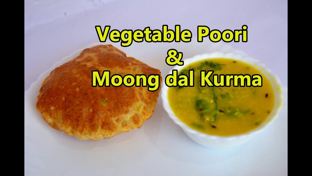 how to make kurma for poori