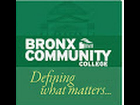 Bronx Community College's 55th Commencement