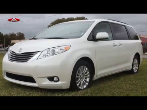 Toyota Sienna Auto Elite Rent a Car