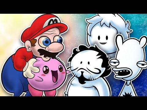 Oney Plays Paper Mario World Gold WITH FRIENDS