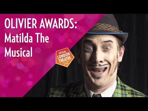 Matilda The Musical  Magic Radio Audience Award 2016