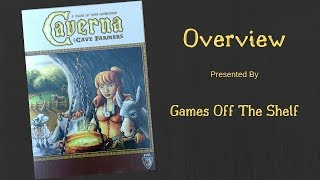 Caverna: The Cave Farmers - Overview